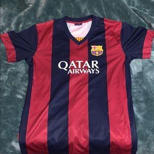 NWOT FC Barcelona Neymar Jr Jersey